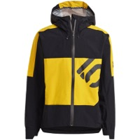 Five Ten All Mountain RAIN.RDY Jacket - Black/Hazy Yellow