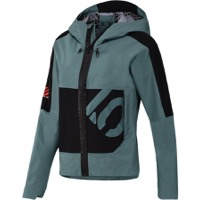 Five Ten All Mountain RAIN.RDY Women's Jacket - Hazy Emerald