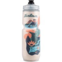 Salsa Insulated Purist Water Bottle - Meander Multicolor