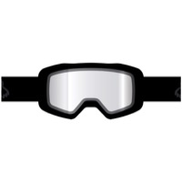 Fox Racing Main Stray MTB Goggles 2021 - Black
