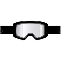 Fox Racing Main Stray Youth MTB Goggles 2021 - Black