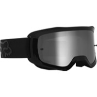 Fox Racing Main Stray MTB Goggles 2021 - Black/Spark Lens