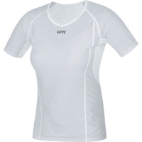 Gore M WINDSTOPPER Women's Base Layer Shirt 2021 - Gray/White