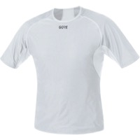 Gore M WINDSTOPPER Men's Base Layer Shirt 2021 - Gray/White