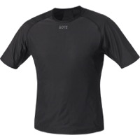 Gore M WINDSTOPPER Men's Base Layer Shirt 2021 - Black