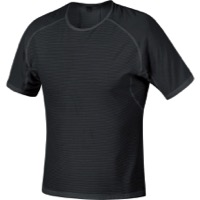 Gore M Men's Base Layer Shirt 2021 - Black