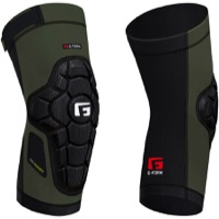 G-Form Pro Rugged Knee Pads - Army Green