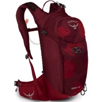 Osprey Siskin 12 Hydration Backpack - Molten Red