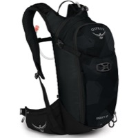 Osprey Siskin 12 Hydration Backpack - Obsidian Black