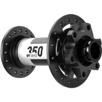 DT Swiss 350 15mm 6-Bolt Disc Front Hub 2021