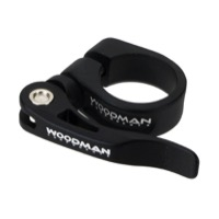 Woodman Deathgrip Quick Release Seatpost Clamp