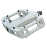 Gusset Slim Jim Sealed Bearing Pedals - White