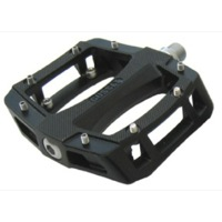 Gusset Slim Jim Sealed Bearing Pedals - Black