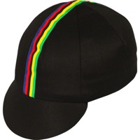 Pace Traditional Cycling Cap - Black
