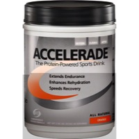 Accelerade Energy Drink 30 Serving Tub