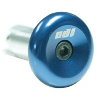 ODI Aluminum End Plugs  - Blue