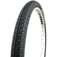 "Halo Twin Rail Dual Compound 26"" Tire  - Black/Grey"