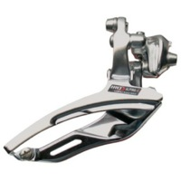 Interloc Alpina-D Triple Front Derailleur - 9/10 Speed