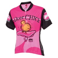 World Jerseys Biker Chick  Jersey  - Pink