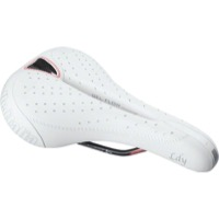 Selle Italia Ladies Gel Flow Saddle - White