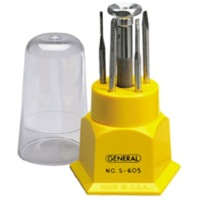 General Tools Jeweler screwdriver set - 5-in-1