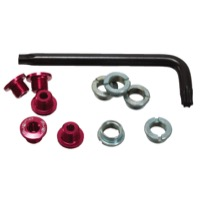 Sugino Colored Chainring Bolt Sets