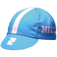 Nitto Cycling Cap - Blue/White