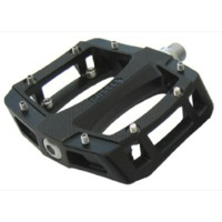 Gusset Slim Jim Loose Ball Pedals - Black