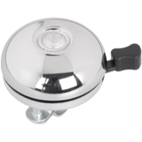 Dimension Classic Chrome Bell - with Crown Emblem