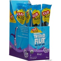 Clif Bar Kids Twisted Fruit Grape