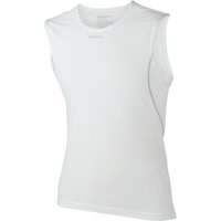 Craft ProCool Mesh Super Light Sleeveless Top - White