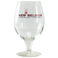New Belgium Globe Glasses