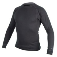 Endura Baa Baa Merino Base Layer Top - Black
