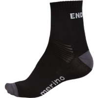 Endura BaaBaa Merino Socks - Twin Pack