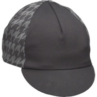 Pace Hounds Tooth Cycling Caps
