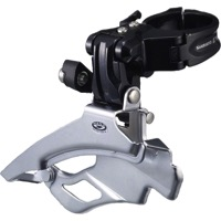 Shimano FD-M591 Deore Triple Front Derailleur - 9 Speed