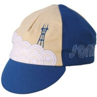 Soma Sutro Cycling Cap - Navy/White