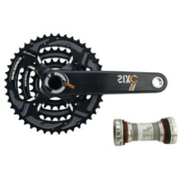 Race Face SIXC EXI Triple Crankset