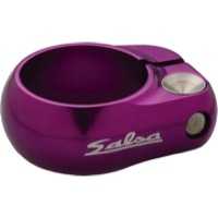 Salsa Lip Lock Seatpost Clamp - Purple