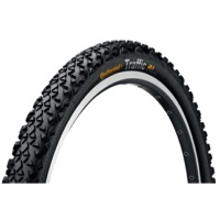 "Continental Traffic 26"" Tires"
