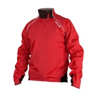 Endura Velo Cycling Jacket - Red