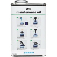 Shimano Internal Gear Hub Maintenance Oil