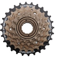 Shimano 6 speed Freewheels