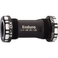 Enduro XD-15 Outboard BSA 24mm Bottom Bracket - Fits 24mm Spindle, Ceramic Bearings