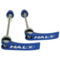 Halo Porkies QR Wheel Skewers - Blue