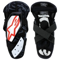 Alpinestars Moab Elbow Guards - Black/White/Red
