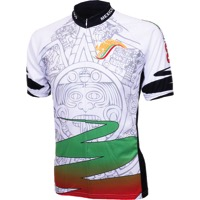 World Jerseys Mexico-Aztec Jersey