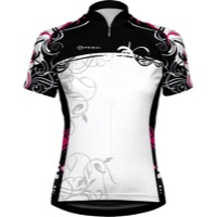 Primal Wear Womens Cozmo Jersey - White/Black