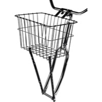 Wald 198 Front Basket w/Adjustable Leg