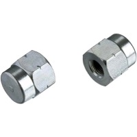 Tacx Track Wheel Adaptor Nuts for Trainers